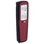 KRAFTWERK Lampe 2 x 1 W power-LED à accu 3.7 V Li-Ion 32014
