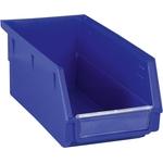 KRAFTWERK Kunststoffbox blau, 140 x 125 x 270 mm 3964-29-16