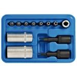 SW-Stahl Klimaanlagen Spezial-Steckschlüsselsatz 61719L