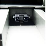 BOSCH Höhenstands-Sensor zu HTD Scheinwerfereinstellgerät