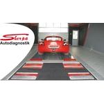 SHERPA Prüfstrasse Sherlane-3.5-RSE/STP mit Anzeige