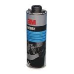 3M Protection pour dessous de caisse (structure texturée) 8861, noir, boîte de 1 litre