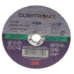 3M Cubitron II Disques à tronçonner Ø 75 mm x 1.6 x 9.53 mm, 5 pièces