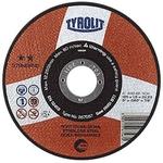Tyrolit disque à tronçonner Ø 125 x 1 x 22.2 mm, paquet de 25 pièces