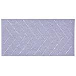 3M 734U Purple+ Multihole , P120 70 x 127 mm, 30647, 1 paquet de 50 pièces