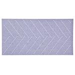 3M 334U Purple+ Multihole , P320 115x225, 30628, 1 confezione da 50 pezzi
