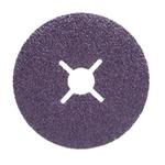 3M Cubitron II Dischi fiber Ø 115 mm, grano 80+, 5 pezzi