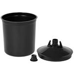 3M PPS UV Innenbecher + Deckel, 125 µ, 0.6 Liter, Pack à 50 Stück