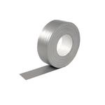 CarSystem, V135715, Silver Tape Bande en tissu 50 mm × 50 m