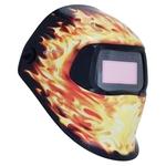 3M Maschera di saldatura Speedglas, 751220, con design fiamma, 1 pezzo