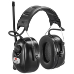 3M Protections auditives avec radio Peltor DAB+ / FM-Radio, HRXD7A-01, 1 pièce