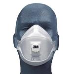 3M AURA maschera antiparticelle comfort P3, 06933+, pacco da 10 pezzi