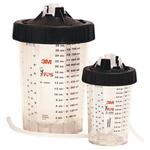 3M Druckbecher zu Accuspray HGP, für PPS 170 ml, 1 Stück