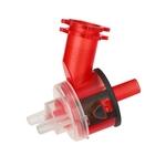3M Accuspray têtes de pulverisation 2.0 mm, rouge, 4 pièces