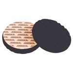 Mirka Pad de polissage noir, Ø 150 mm, paquet à 2 pièces