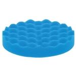 3M pad lucidante altiologrammi, blu, Ø 150 mm, pachetto da 2 pezzi