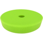 Zvizzer Polierpad Trapez, Ø 150x25 mm, grün/weich, Pack à 2 Stück