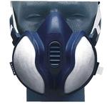 3M Maschera per verniciatura a spruzzo A1/P2