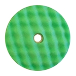 3M Doppelpolierpad mit Wechselsystem, grün, 50962, Ø 150 mm, 1 Stück
