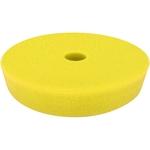 Zvizzer Pad de polissage Trapez, Ø 150x25 mm, jaune/moyen, paquet de 2 pièces