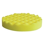 3M Polierpad, 50488, gelb, Ø 150 mm, Pack à 2 Stück