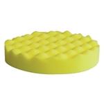 3M Tampone di pulitura, 50488, giallo, Ø 150 mm, pachetto à 2 pezzi