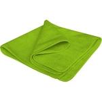 Zvizzer Chiffon en microfibres, vert, 40 x 40 cm, paquet de 5 pièces