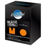 "Zvizzer ""Black Box"" Medium Cut 3000, orange/mittelhart / Standard, Promo-Set"
