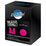 "Zvizzer ""Black Box"" Heavy Cut 4000, rot/hart / Standard, Promo-Set"