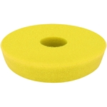 Zvizzer Polierpad Trapez, Ø 55x20 mm, gelb/mittel, Pack à 5 Stück