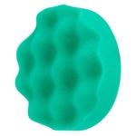 3M Polierpad 50499, grün, genoppt, Ø 75 mm, Pack à 4 Stück