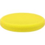 Zvizzer Pad de polissage Standard, Ø 150x12 mm, jaune/moyen, paquet de 5 pièces