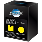 "Zvizzer ""Black Box"" Fine Cut 2000, gelb/mittel / Standard, Promo-Set"