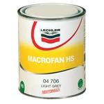 Lechler Macrofan HS High Filler, light grey, 04706, 2.5 Liter