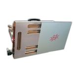 Infrarr Aluschutzhaube für mobile Infrarot-Trockner 2R-P35