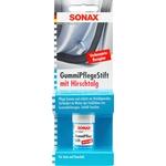 SONAX GummiPflegeStift mit Hirschtalg, 20 Gramm