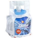 SHELL AdBlue, sachet de 5 litres