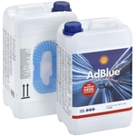 SHELL AdBlue®, mit Ausgiesser, Kanister à 5 Liter