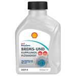 SHELL Brake and Clutch Fluid, boîte de 500 ml