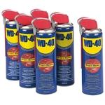 WD 40 Smart Straw Sixpack, Spray à 6 x 500 ml