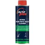 AUTO-PLUS Prodotto per la pulizia rapida per sistemi d'iniezione a benzina e valvole, PN2037, lattina da 300 ml