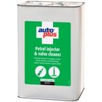 AUTO-PLUS Prodotto per la pulizia rapida per sistemi d'iniezione a benzina e valvole, PN2037, bidone da 5 litri