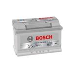 Bosch Batterie de démarrage 12V 574 402 075 74Ah, S5 007 T6