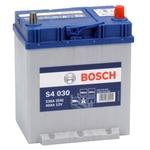 Bosch Starter-Batterie 12V 540 125 033 40Ah, S4 030 B19R-HTP