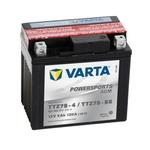 Varta Motorrad-Batterie Powersports AGM 12V 507 902 011 (Batterie+Säurepack)