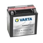 Varta Motorrad-Batterie Powersports AGM 12V 512 014 010 (Batterie+Säurepack)
