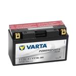 Varta Motorrad-Batterie Powersports AGM 12V 507 901 012 (Batterie+Säurepack)
