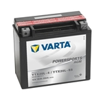 Varta Motorrad-Batterie Powersports AGM 12V 518 901 026 (Batterie+Säurepack)