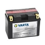 Varta Motorrad-Batterie Powersports AGM 12V 509 901 020 (Batterie+Säurepack)