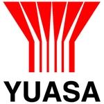 Yuasa Motorrad-Batterie 6V DIN 00412 (Batterie, kein Säurepack)